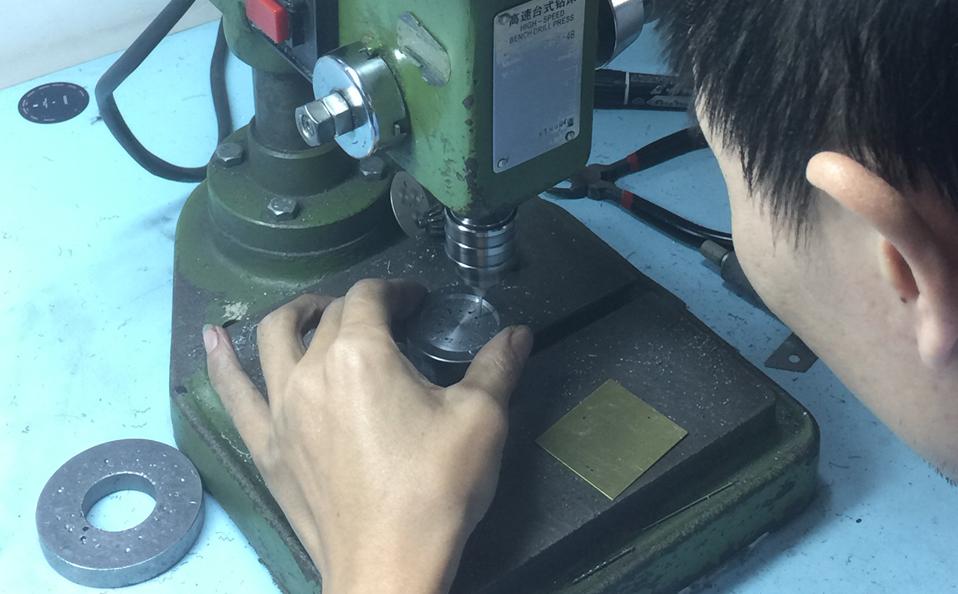 Molding tool making